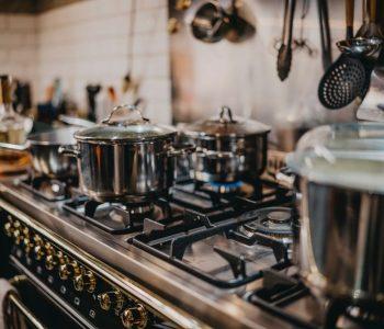 Gasspis - laga mat som ett proffs